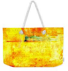 Sunshower Weekender Tote Bag