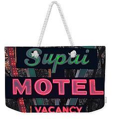 Supai Motel Neon Weekender Tote Bag