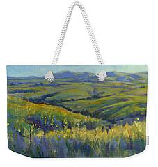 Super Bloom 3 Weekender Tote Bag