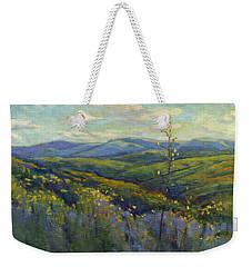 Super Bloom 4 Weekender Tote Bag