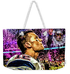 Super Bowl 53 - Tom Brady Weekender Tote Bag
