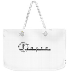 Super Weekender Tote Bag