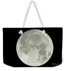 Super Moon 2016 Weekender Tote Bag