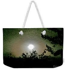 Super Moon Aura Weekender Tote Bag
