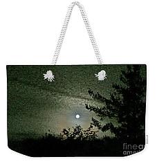 Super Moon Colors Weekender Tote Bag