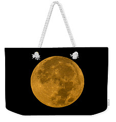 Super Moon Monday Weekender Tote Bag