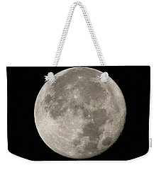 Super Moon November 2016 Weekender Tote Bag