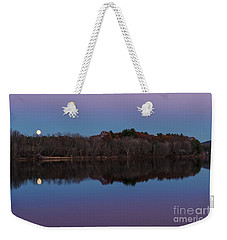 Super Moon Weekender Tote Bag