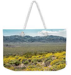 Superbloom Paradise Weekender Tote Bag by Amyn Nasser