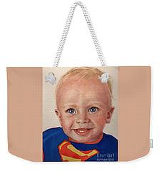 Superboy Weekender Tote Bag