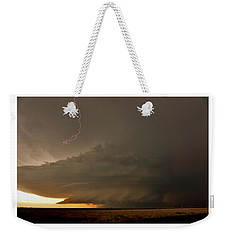 Supercell In Kansas Weekender Tote Bag