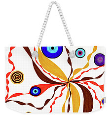 Superficial Weekender Tote Bag
