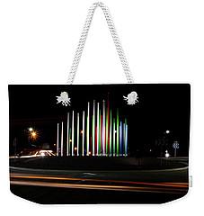 Superior Circle Art - Fort Wayne Indiana Weekender Tote Bag