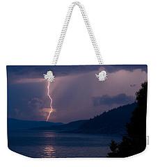 Superior Lightning     Weekender Tote Bag