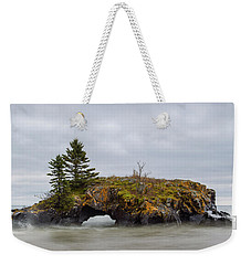 Superior Shores Weekender Tote Bag