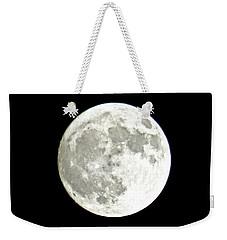 Supermoon  Weekender Tote Bag
