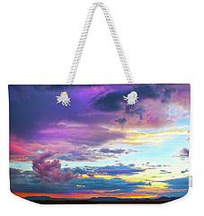 Supernatural Sky - Colorado Weekender Tote Bag
