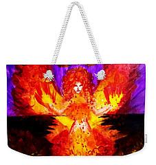 Supreme Seraphim  Weekender Tote Bag