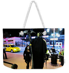 Surely The Night's Best Weekender Tote Bag by Kelly Awad