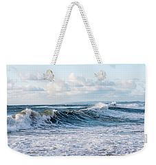 Surf And Sky Weekender Tote Bag
