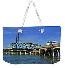 Surf City Bridge - 2 Weekender Tote Bag