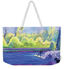 Surf Colorado Weekender Tote Bag