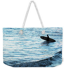 Surf Weekender Tote Bag by Elsa Marie Santoro