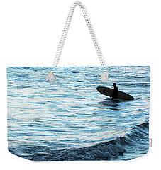 Surf Weekender Tote Bag