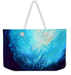 Swimming To The Surface Weekender Tote Bag