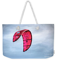 Surfing Kite Weekender Tote Bag