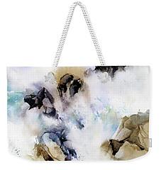 Surf's Up Weekender Tote Bag by Rae Andrews