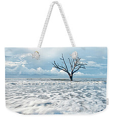 Surfside Tree Weekender Tote Bag by Phyllis Peterson