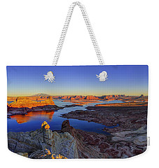 Surreal Alstrom Weekender Tote Bag