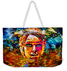 Weekender Tote Bag featuring the photograph Surreal Dream - Chuck Staley by Chuck Staley