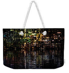 Surreal Evening Weekender Tote Bag