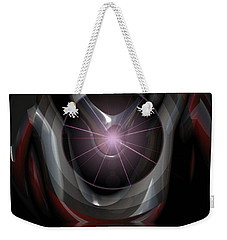 Surreal Reflections Weekender Tote Bag