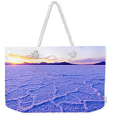 Surreal Salt Weekender Tote Bag by Chad Dutson