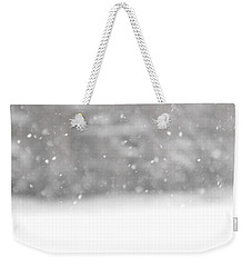 Surreal Snowdrops Weekender Tote Bag