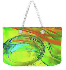 Surreal Stillness Weekender Tote Bag by Todd Breitling