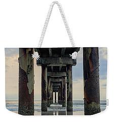 Surreal Sunday Sunrise Weekender Tote Bag by LeeAnn Kendall