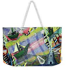 Surrealism Of The Souls Weekender Tote Bag