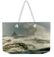 Surrender Weekender Tote Bag by Everet Regal