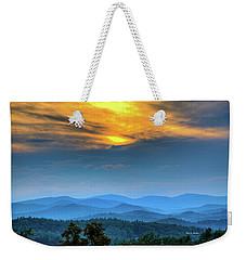 Surrender The Day Weekender Tote Bag
