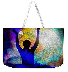 Surrender To Light Weekender Tote Bag