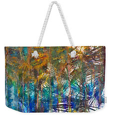 Weekender Tote Bag featuring the photograph Surrender To The Light by Claire Bull
