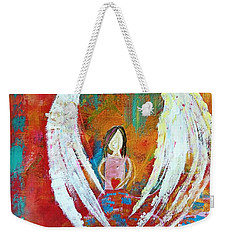 Surrounded By Love Weekender Tote Bag
