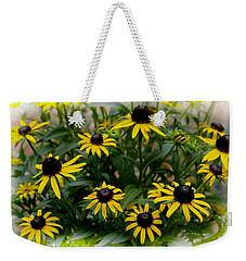 Susan With Black Eyes Weekender Tote Bag