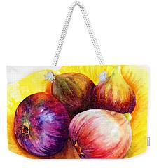 Susan's Figs Weekender Tote Bag