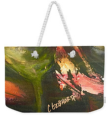 Sushi And Wine Weekender Tote Bag