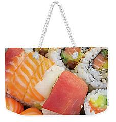 Sushi Dish Weekender Tote Bag